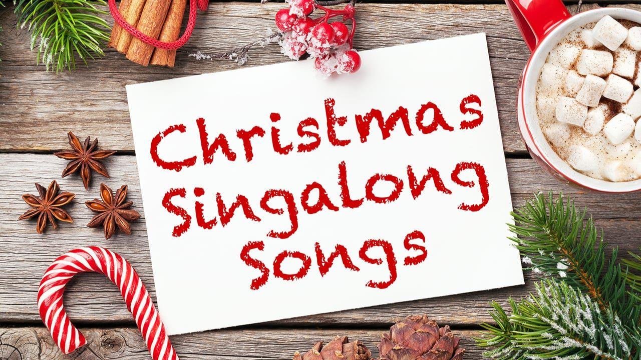 Christmas Singalong Songs