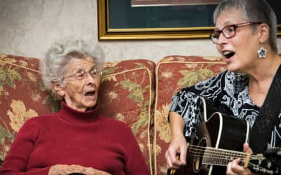 Tips for Using Music When Visiting People Living With Dementia