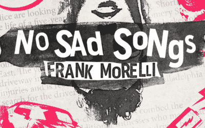 """Book Review: """"No Sad Songs"""" by Frank Morelli"""